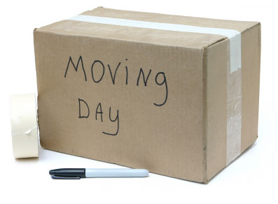 Moving Guide For Moving Day