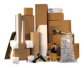 Packing Materials Save Your Belongings!