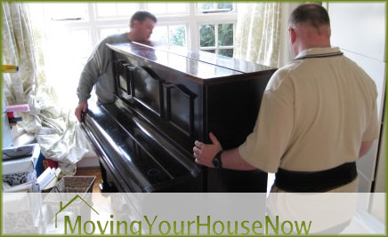 Piano Movers And Piano Moving Companies